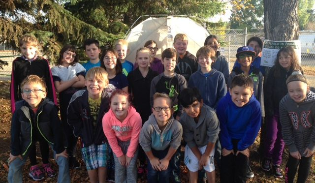 It's #GivingTuesday! Please help to support the School Malaise Trap Program!